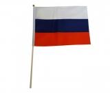 Флаг Россия 27х40 см