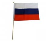 Флаг Россия 14х20 см