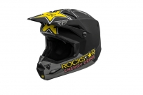 Кроссовый шлем FLY RACING KINETIC ROCKSTAR ECE (2020)
