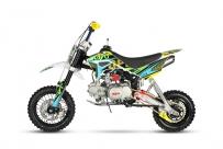 Питбайк KAYO GP1-MX YX125 12/10 (п/автомат 2020 г.)