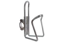 Флягодержатель на руль, алюминий, D:5,5мм, серебр.
