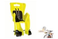BELLELLI Сидение заднее Little Duck Relax, Hi-Viz жёлтое