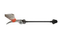 JOY TECH Эксцентрик QR-270(F) перед. алюм., L:112мм, для MTB, серебр.
