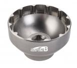 Инструмент SUPER B ТВ-1068 для 12-шлицевой каретки