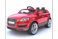 Электромобиль Kids Cars Audi Q7, резиновые колеса