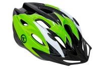 Шлем BLAZE, чёр./зел., M/L
