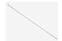 Спицы S14, нерж. сталь, 14GX272мм, 1 шт.