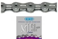 Цепь X10SL, 116L, серебр., в торг.уп.