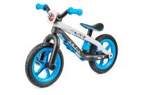 Легкий детский беговел в стиле трюкового Chillafish BMXie-RS (Бээмыкси) (синий)