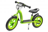 Мультифункциональный беговел Small Rider Champion Deluxe (зеленый)
