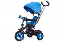 Детский трехколесный велосипед Small Rider Voyager (Вояджер) (синий)