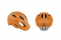 Шлем SLEEK, оранжевый, S/M