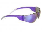 Очки спортивные swisseye outbreak luzzone s. оправа: пурпурная. линзы: дымчатые revo