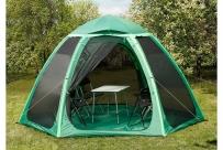 Летний шатер Лотос 5 Опен Эйр
