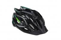 Шлем KLS Dynamic чёр.-зелёный M/L
