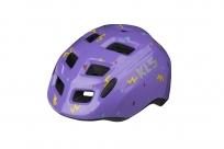 Шлем KLS ZIGZAG фиолетовый S (49-53см)