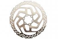 Тормозной диск Shimano, RT26, 180мм, 6-болт, только для пласт колод