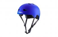 Шлем O-Neal Dirt Lid Fidlock ProFit MATT Neon / Blue L (59-60см), синий, 0580N-404