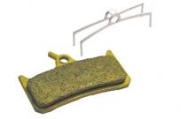 Baradine колодки для диск. торм. ds-09s полуметаллические (shimano deore xt br-m755/ grimeca system 8/ sram), блистер