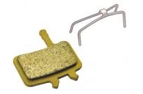 Baradine колодки для диск. торм. ds-11s полуметаллические (avid mechanical), блистер