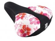 Selle aero седло fcs-9801-s1 с воздушной подушкой для e-велосипедов размер 255x235мм