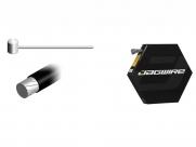 Jagwire трос тормозной, тефлоновое покрытие, нерж. сталь 1,5x1700мм 50шт в коробке