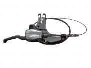 Shimano шифтер/тормозная ручка st-m961 xtr правая 9 скоростей