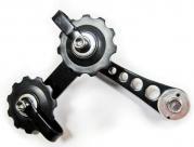 Mr.control натяжитель цепи ssp-12-1 (на петух вместо переключателя скоростей для singlspeed ) на двух роликах, чёрный