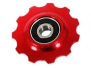 Mr.control звёздочки заднего переключателя pul-110 универсальные на промподшипнике, алюминий, комплект 2шт.