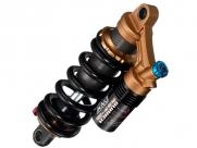 Dnm аморт.задний burner-rcp2 пружинно-масляный 210 х 61мм, 650lbs/in, регулировки: r/p/c/a, стиль катания: am, fr, dh