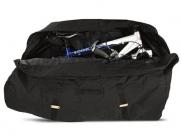 """Чехол для велосипеда sh-5311 fl - 26"""", размер: l115,5хw26,5xh84, цвет: черный"""