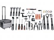 Super b (premium) tb-98800 набор инструментов профессиональный в передвижном кейсе