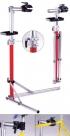 Peruzzo стойка для ремонта и обслуживания велосипеда stilt bike