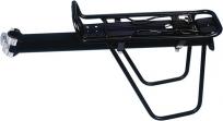 Bor yueh багажник by-364c, консольный, на эксцентрике, алюминий, с боковыми дугами, с пружиной, чёрный