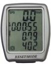 Велокомпьютер as-408 проводной. 8 функций: скорость /режим сканирования /время /пройденное расстояние/одометр /максимальная скорость /средняя скорость /часы