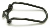 Защита заднего переключателя nh-p08s, сталь, под гайку