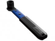 Super b 1458 ключ для картриджа каретки shimano hg, с центральным пином, съёмная рукоятка