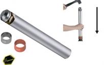 """Super b (premium) тв-1939 инструмент для запрессовки опорного кольца вилки 1-1/4"""", торг.упаковка"""