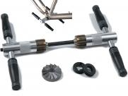 "Super b (premium) тв-98150 инструмент для нарезания резьбы в каретке 1.370"" х 24tpi, торг.упаковка"