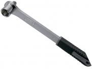 Super b (premium) tb-cb20 ключ для шатунов накидной 14мм + шестигранник 8 мм, торг.упаковка
