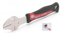 Bike hand yc-165 инструмент для выпрямления тормозного диска. 3 прорези.