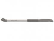 Giyo насос gm-31 пружинный, алюминиевый с реверсивной головкой, крепится на раму, размер l