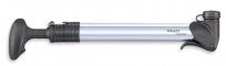 """Giyo насос gp-05 12"""" двухходовой, лёгкий, алюминиевый, с повышенной эффективностью, реверсивная головка с фиксатором, т-образная эргономичная рукоятка из материала kraton. в торг.уп.."""