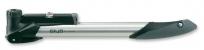 Giyo насос gp-94 двухходовой, алюминиевый корпус, т-образная рукоятка, реверсивная головка, встроенный точный манометр.