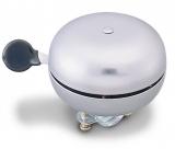 Звонок yws-200, d:60мм. материал: сталь. цвет: серебристый