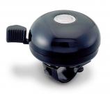 Звонок yws-821, d:57мм. материал: сталь. цвет: чёрный.