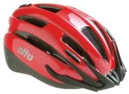 Шлем etto esperito. цвет: красный. размер: s/m (54-57см)