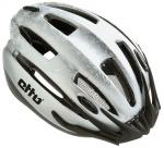 Шлем etto esperito. цвет: серебристый. размер: s/m (54-57см)