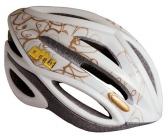 Шлем etto jasmine warm glam cream. цвет: кремовый. размер: l/xl (57-60см)