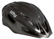 Шлем etto vortex. цвет: черный. размер: xxl (57-63 см)